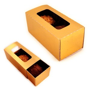 box 3d short candy tray with sleeve