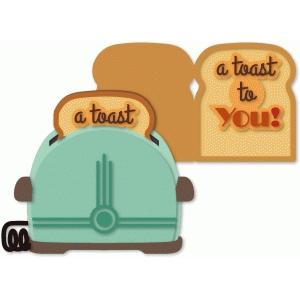 Toaster Card