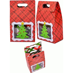 bag christmas tree