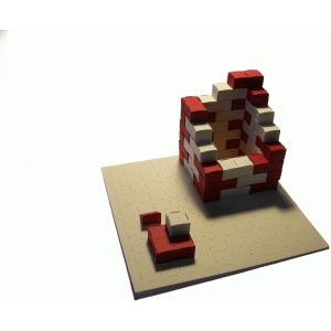 paperbricks foundation board 10x10
