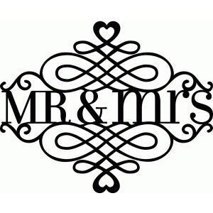 mr and mrs split scroll