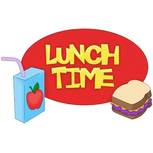 lunch time phrase