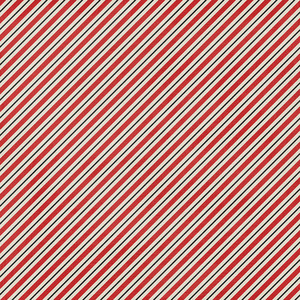 red black stripe christmas paper