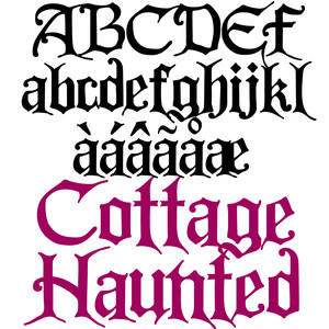 ld cottage haunted