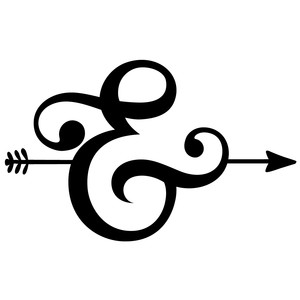 ampersand arrow