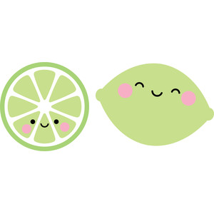lime slice - so punny
