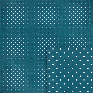 navy blue and white polka dot background paper