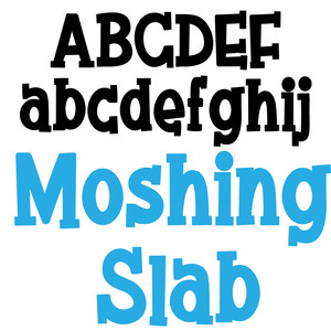 zp moshing slab