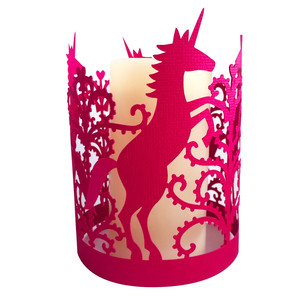 magical unicorn lantern