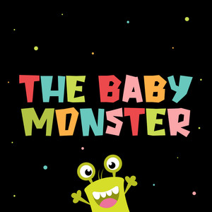 the baby monster font