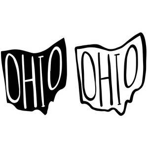 so cute type states - ohio