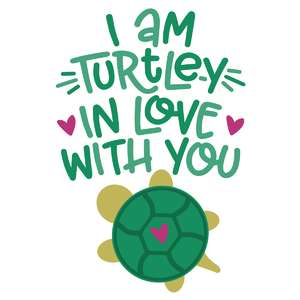 turtle-y in love
