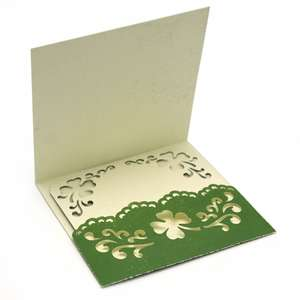 shamrock pocket card set