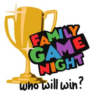 family game night trophy
