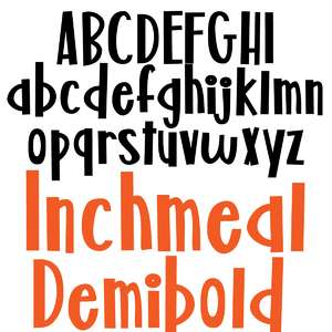 pn inchmeal demibold