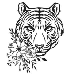 wildflower tiger