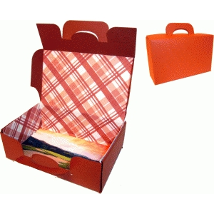 briefcase gift card holder