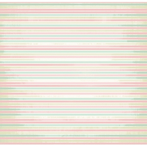 may day paper horizontal stripe