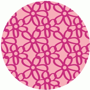 floral doily