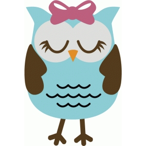 girly owl