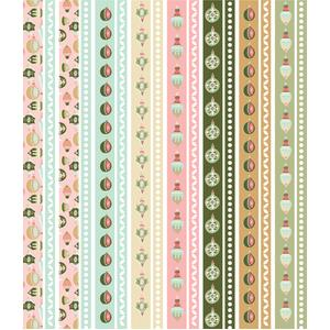 holiday ornaments washi tape planner stickers