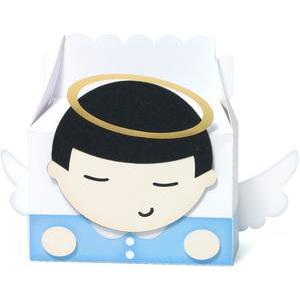 cute angel boy box