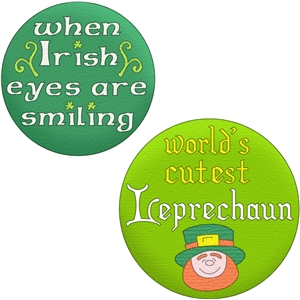 irish buttons 2 pnc