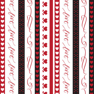 valentine washi sticker planner tape