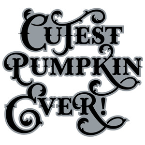 cutest pumpkin ever quote