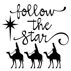 follow the star phrase