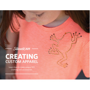 creating custom apparel - ebook