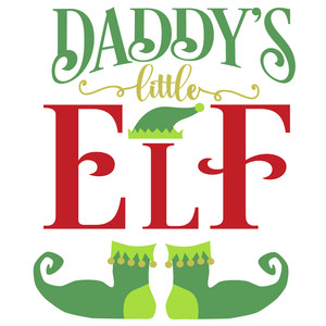 daddy's little elf