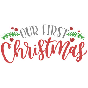 our first christmas