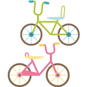 (boy and girl) bikes