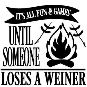 fun & games until lose weiner