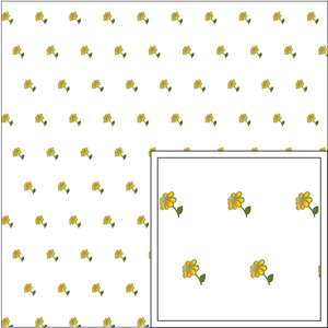 little daisy pattern
