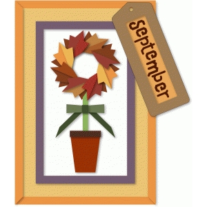 september docket quilt block