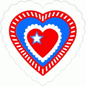 nested hearts (flag)