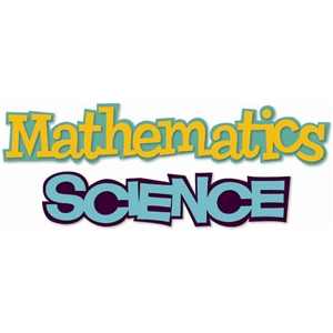 school subjects, mathematics and science