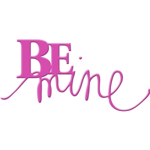 be mine Heidi handwritten