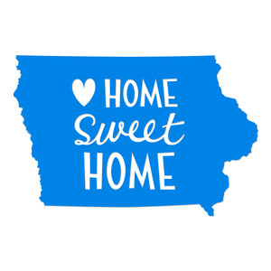 home sweet home iowa