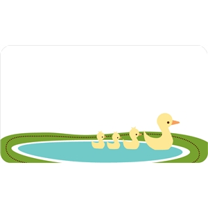 duck pond frame