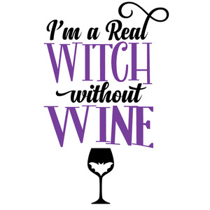real witch without wine