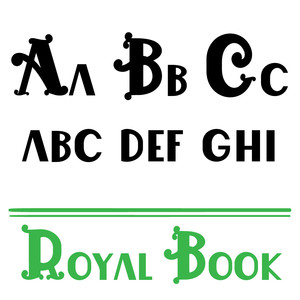 royal book