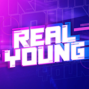 real young font