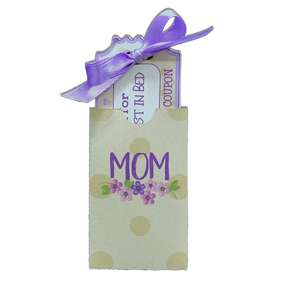 mother's day love coupons & sleeve