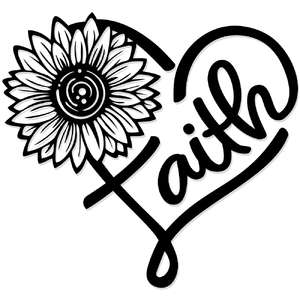 faith sunflower