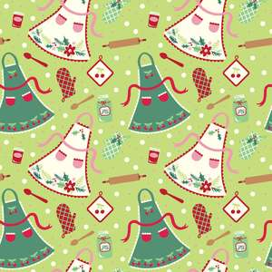 holiday aprons pattern