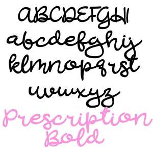 pn prescription bold