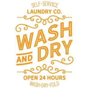 wash and dry laundry co.